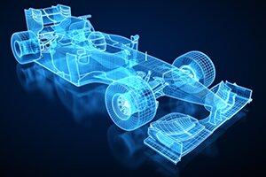 F1 Machining